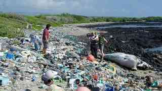 Environment issue : Ocean Pollution