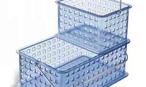 Plastic storage bins guidelines