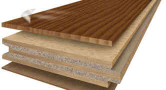hardwood flooring for green environment
