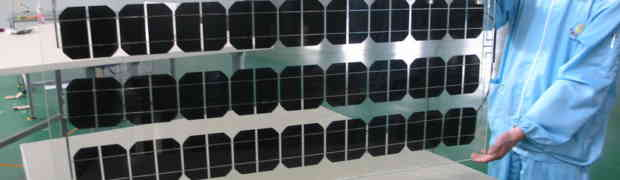 Solar Panel Glass - The Basic