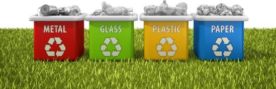 Proper Recycling Garbage - Clearing Garbage Bag