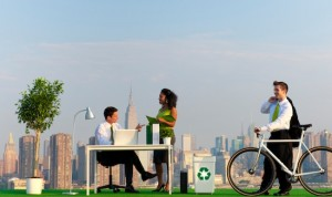 Green Up Your Workplace With Simple Step