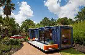 Eco friendly Shipping Container