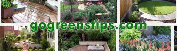 Landscape Gardening Ideas  For Small Spaces